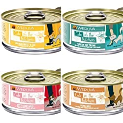 Weruva Cats in the Kitchen Variety Pack Cat Food Cans (24, 6-oz Cans)