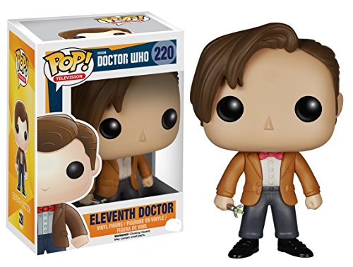 Funko Pop!- Vinyl Who 11th Doctor (4628)