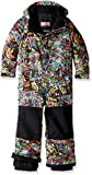 Burton Boys Minishred Striker One-Piece Jacket, Marvel, Size 18
