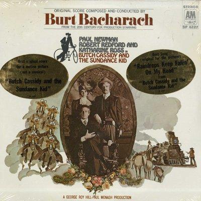 Butch Cassidy and the Sundance Kid (soundtrack) / Vinyl record [Vinyl-LP]