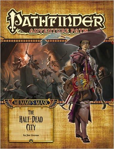 Buy Pathfinder Adventure Path: Mummy's Mask Part 1 - The