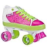 Roller Derby Zinger Girl's Roller Skate, 6