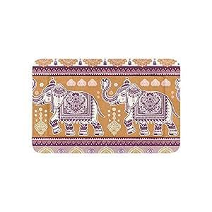 Yushg Elefante Gráfico étnico Extra Grande Personalizado ...