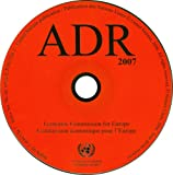 European agreement concerning the International carriage of dangerous goods by Road, United Nations, 9210397207