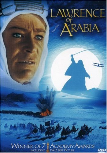 DVD : Lawrence of Arabia (Widescreen)