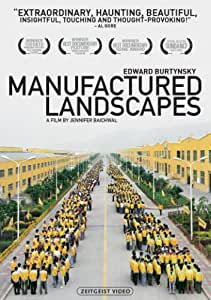 NEW Manufactured Landscape (DVD)