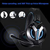 G-STORY Gaming Headset with Noise Cancelling