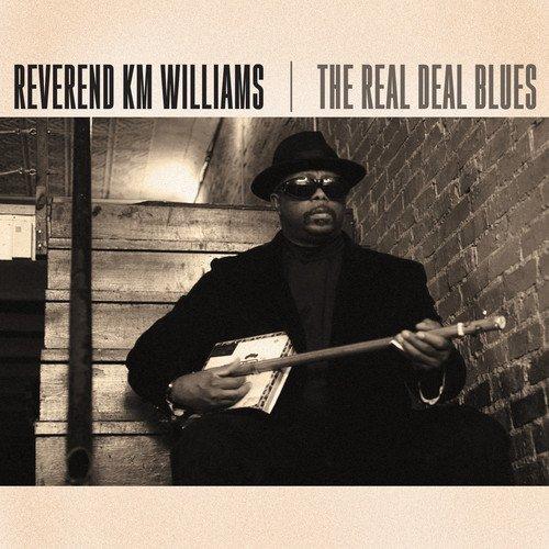 CD : KM Williams - The Real Deal Blues (Bonus Track)