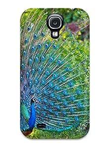 Awesome Design Peacock Hard Case Cover For Galaxy S4 wangjiang maoyi
