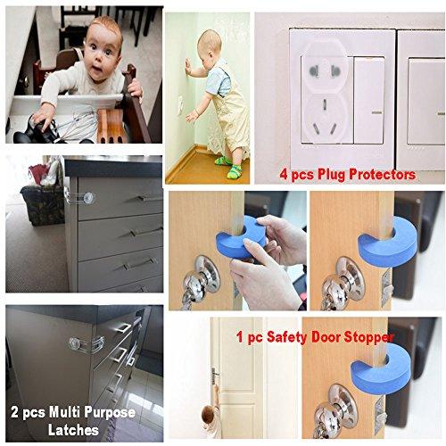 Baby Safety Starter Kit Multipurpose
