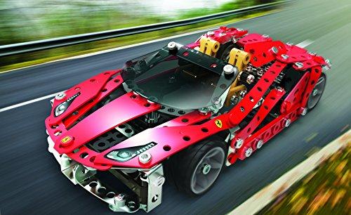 meccano 6028974 jeu de construction ferrari 488 spider jeux et jouets. Black Bedroom Furniture Sets. Home Design Ideas