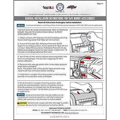 Rugged Ridge 13107.42 Black Center Console Cover for Jeep Wrangler JK: Automotive