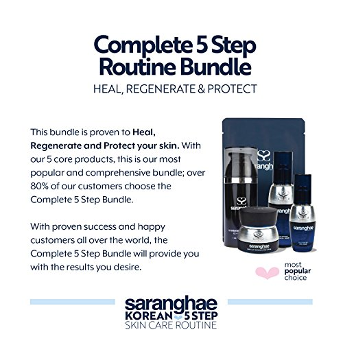 Saranghae Complete 5 Step Bundle Review​