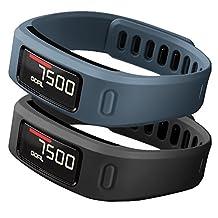 Garmin Vivofit Bands, SKYLET Colorful Silicone Replacement Bands for Garmin Vivofit 1 Wristbands (No Tracker)