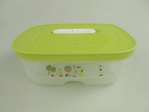 Tupper Prima Klima Set 4 Größen 4 verschiedene Farben gesund im Kühlschrank