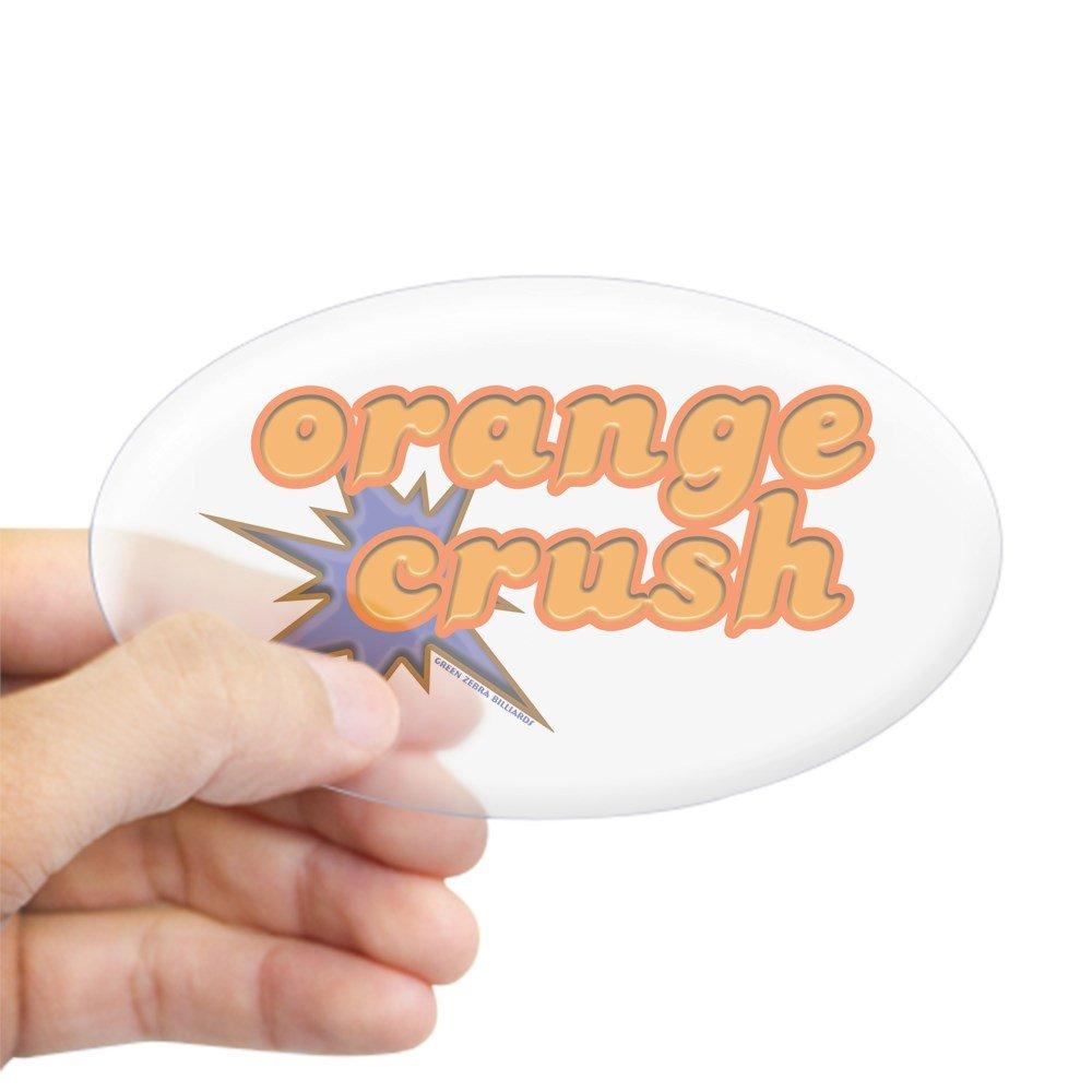限定価格セール! CafePress – – オレンジCrushユーロオーバル楕円形ステッカー – オーバルバンパーステッカー、車デカール Small 3x5 0020149793BB06F - 3x5 クリア 0020149793BB06F Small - 3x5 クリア B00XCEZ56U, リフィール:dabd497e --- mvd.ee
