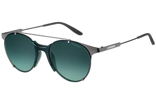 Unisex-Adults 128/S PL Sunglasses, Dk Ruthenium, 52 Carrera