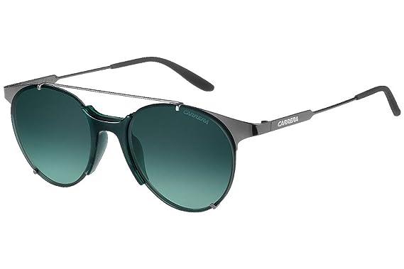 bf9ccdef26 Carrera 128/S PL KJ1 52 Montures de lunettes, Gris (Grey Green Ds), Homme:  Amazon.fr: Vêtements et accessoires