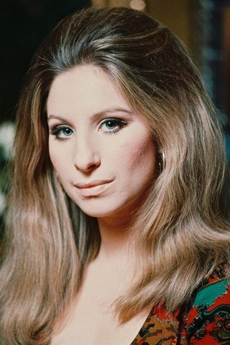 Barbra Streisand 24X36 Color Poster Portrait from Silverscreen