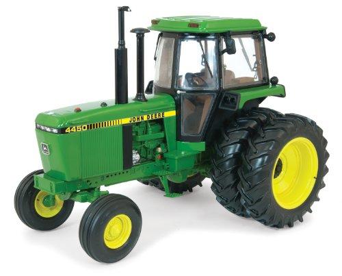 Ertl John Deere #1 Precision 4450 Elite Diecast Tractor, 1:16 Scale