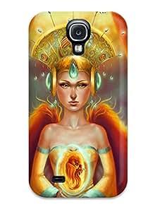 Galaxy S4 Case Cover Skin : Premium High Quality Angel Case