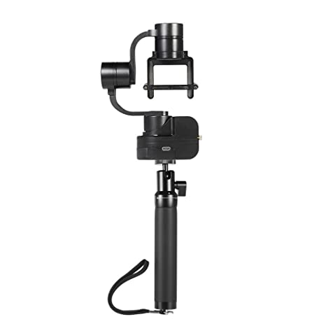Zhiyun Rider-M Wearable 3-Axis Mini Portable Gimbal Stabilizer for GoPro Camera Camcorder & Video Accessories at amazon