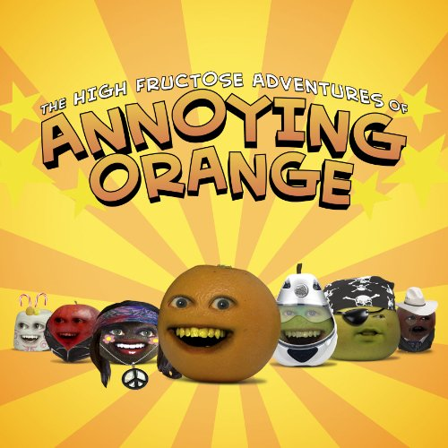 Amazon Com Annoying Orange Dane Boedigheimer Toby