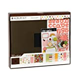 American Crafts 12-Inch by 12-Inch Album Kit, Everyday