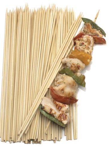 Norpro 194 100 Pack Bamboo Skewers