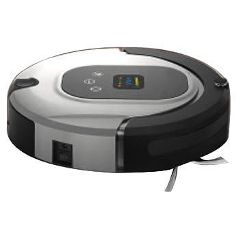 XLUOYI Limpieza Recargable Automática Robot Inteligente Aspirador Robótico De Piso Barrendero De Succión Herramienta (Plata),Silver-3.2cm*9.1cm: Amazon.es: ...