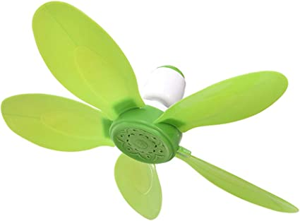 Naf 16 Mini Small Ceiling Fan Green Abs Plastic Ceiling Fan Without Light Detachable Portable Silent Ceiling Fan Bedroom Kitchen Ceiling Mobile Ceiling Fan Amazon Co Uk Kitchen Home