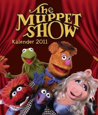 The Muppet Show, Hosentaschenkalender 2011
