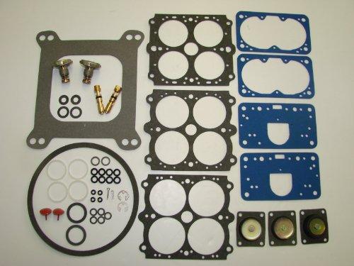 (Allstate Carburetor 4150 Holley Carburetor Rebuild Kit)