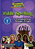 SDS NB Public Speaking 1: Conquering Stage Fright [Instant Access]