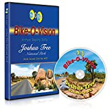 Bike-O-Vision - Virtual Cycling Adventure - Joshua Tree National Park - Perfect for Indoor Cycling and Treadmill Workouts - Cardio Fitness Scenery Video (Widescreen DVD #32)
