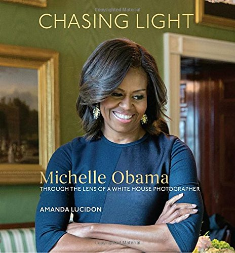 Black White Portraits Women (Chasing Light: Michelle Obama Through the Lens of a White House Photographer)