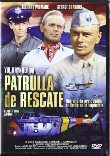 Flight from Ashiya [DVD Import] Yul Brynner, Richard Widmark, George Chakiris by Yul Brynner
