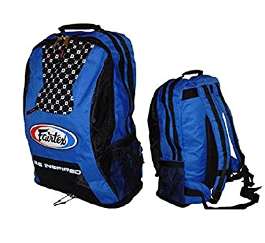 869c3feba6 Fairtex BAG4 Rucksack Black  Amazon.co.uk  Clothing