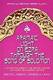 img - for Aramaic Light on Ezra through the Song of Solomon book / textbook / text book