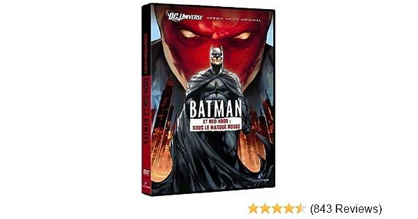 nouveaux produits chauds bon service magasins d'usine Amazon.com: Batman et Red Hood : Sous le masque rouge ...