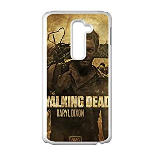 The Walking Dead Phone Case for LG G2 Case