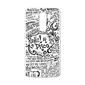 Panic At The Disco Personalized Custom Case For LG G3
