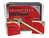 Dentsply 2896 Delton Plus Light Cure Direct Delivery System Refill Kit, Opaque