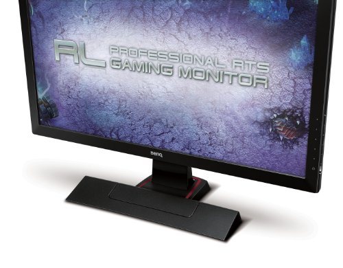BenQ 24-Inch Gaming Monitor - LED 1080p HD Monitor - 1ms Response Time for Ultra Fast Console Gaming (RL2455HM) (Discontinued by Manufacturer)