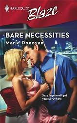 Bare Necessities (Harlequin Blaze)