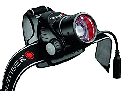 LED Lenser H14R Rechargable LED Headlamp