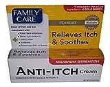 Anti itch, Hives relief cream, Anti itch treatment Cream with Aloe and Vitamin E