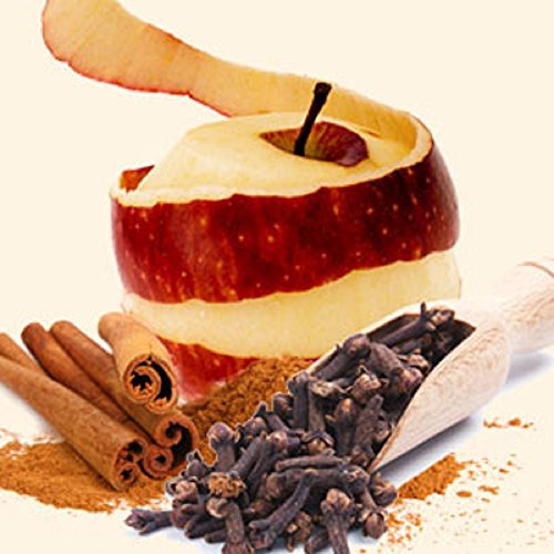 APPLE JACK & PEEL FRAGRANCE OIL - 4 OZ - FOR CANDLE & SOAP MAKING BY VIRGINIA CANDLE SUPPLY WITH WITHIN (Apple Sweet Peel)