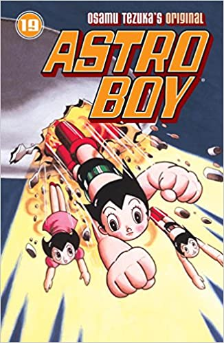 Image result for dark horse english language astro boy