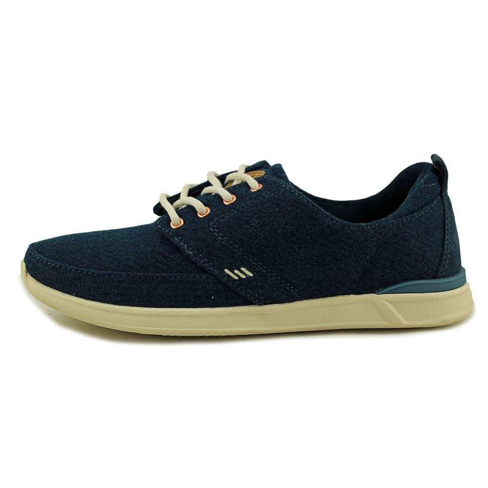 Reef Women's B017WTRF5O Rover Low TX Fashion Sneaker B017WTRF5O Women's 8.5 B(M) US|Navy/White 75c66c